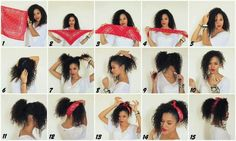 Natural Hair Style #dreadstop