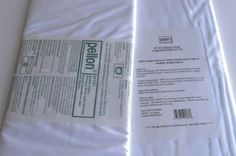 3 Part Series on Interfacing (Fusible, Woven vs. Non-Woven, Sew-in)   Really good information.