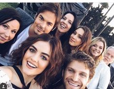 Pretty Little Liars Ending Cast
