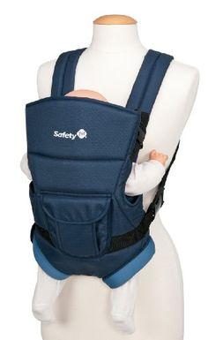 Safety 1st Youmi - Mochila portabebé, color azul