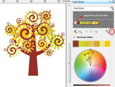 Corel Draw Tutorial, Ipad, Photo Editing Tools, Website Layout, Blender 3d, Create A Logo, Coreldraw, Adobe Illustrator, Illustration