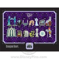 Disney Pin Haunted Mans...