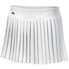 Tennis skirts... Wearing them is my main motivation to start playing.