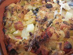 Katrinshine: Rana Pescatrice al forno - Monkfish in the oven