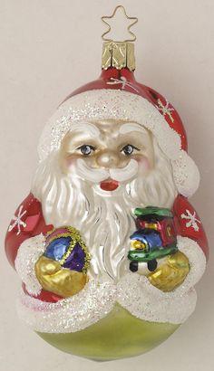 Inge Glas#Christbaumschmuck#aus dem Hause Inge Glas.Weihnachtsbaumschmuck made in Germany mundgeblasen und von Hand bemalt bei www.gartenschaetze-online.de