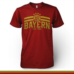 Bayern Munich Germany T-shirt