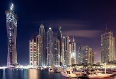 Dubai Cityscapes by Jens Fersterra | it COLOSSAL