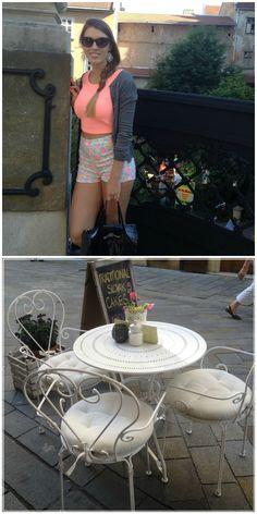 Leto 2015 - Bratislava Bratislava, White Shorts, Lifestyle, Holiday, Women, Fashion, Moda, Vacations, Fashion Styles