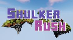 Shulker Rush is an awesome Minecraft PvP map that we certainly recommend trying out because it's one of the most innovative maps we've seen in a while. This is a PvP map that's been constructed for players who are looking for a fast-paced gameplay experience that's filled to the brim with...