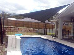 Gallery - Superior Shade Sails - Brisbane, Gold Coast install and repair sails servicing Ipswich, Brisbane CBD, Sunshine Coast and Brisbane Southside Carport Shade, Shade Sail Installation, Brisbane Cbd, Sun Sail Shade, Patio Shade, Sunshine Coast, Luxury Apartments, Swimming Pools, Beautiful Homes