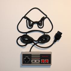 Nintendo Mushroom NES Super Mario Controller