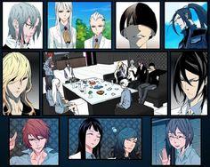 Tags: Anime, Tao (Noblesse), Noblesse, Cadis Etrama Di Raizel, M-21