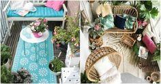 7 ideas para decorar balcones pequeños
