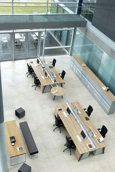 Sprint / Pause / Crossover desking / Pause table | The Senator Group