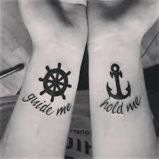 Resultado de imagen para tatuajes par hermanas