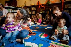 Amid an increasing emphasis on the importance of early literacy, libraries in New York are seeing attendance surge at the once-informal reading circles that are becoming fixtures of family routines.