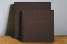 Linen Wedding Album | New York City Hudson Valley Wedding Photographer