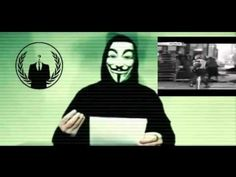 "Anonymous declares ""total war"" on Islamic State after Paris attacks"