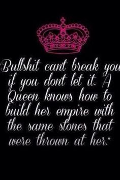 Every stone thrown has been my motivation to grow higher and make my foundation solid. Vengeance is mine saith the Lord True Quotes, Great Quotes, Quotes To Live By, Motivational Quotes, Inspirational Quotes, Cocky Quotes, Hubby Quotes, Boss Bitch Quotes, Badass Quotes
