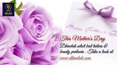 With #Mothers' #Day right around the corner, we've selected best #tailors and #beauty #parlours that you will fall in love with. Take a look at www.dhinchek.com