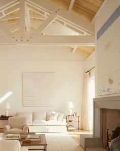 If I were single my entire house would be a shade of white and creme! It's so impractical, but I love it!