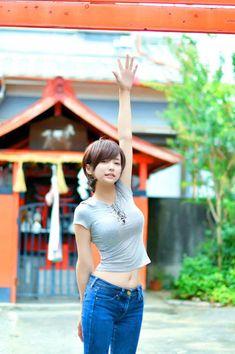 瀬川りん 美少女モデル・グラドルかわいい画像/まとめ【大量画像】コスプレ・ショートヘア - Part 2 Beautiful Japanese Girl, Beautiful Asian Women, Japanese Beauty, Asian Beauty, Cute Korean Girl, Cute Asian Girls, Cute Girls, Japonesas Hot, Japonese Girl
