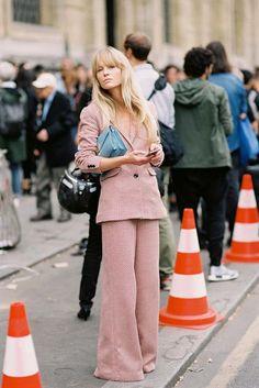 Vanessa Jackman: Paris Fashion Week SS 2017