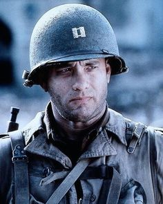 Tom Hanks as Captain John H. Miller in a dramatic monologue for men from the film Saving Private Ryan, 1998 directed by Steven Spielberg Great Films, Good Movies, 90s Movies, Awesome Movies, John H Miller, Lewis Nixon, Pittsburgh, Tom Hanks Movies, Saving Private Ryan