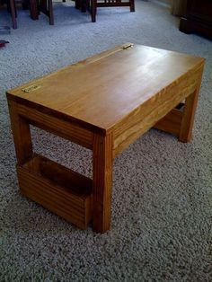 Ana White | Build a Scrap Lap Desk | Free and Easy DIY Project and Furniture Plans