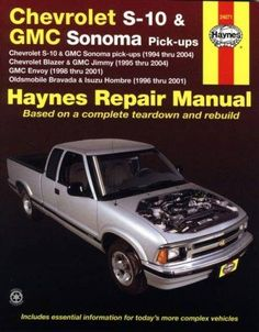 haynes repair manual 30041 dodge pick ups 1994 thru 1996 all full rh pinterest com Auto Repair Manuals PDF Chevy Truck Repair Manual