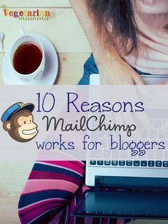 10 Reasons Mailchimp works Cindy Gordon.com