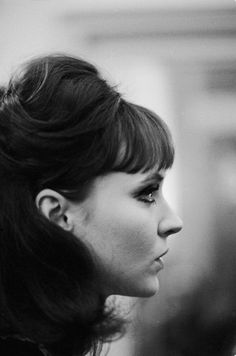 Danish actress, Anna Karina