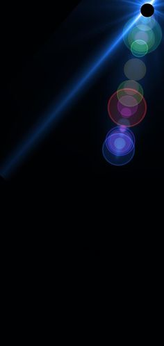 Lens Flare in Space by kissmyglitz Galaxy Hole-Punch Wallpaper Color Wallpaper Iphone, Hd Phone Wallpapers, Samsung Galaxy Wallpaper, Wallpaper Space, Wallpaper Decor, Colorful Wallpaper, Black Wallpaper, Live Wallpapers, Screen Wallpaper
