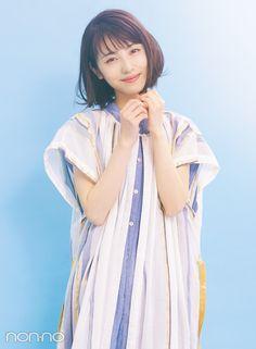 浜辺美波 Girl Short Hair, Short Girls, Asian Woman, Asian Girl, New Fashion, Girl Fashion, Japan Outfit, Cute Korean Girl, Japanese Aesthetic