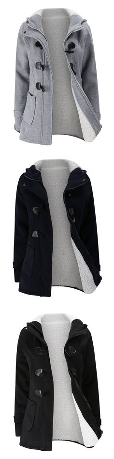 [Newchic Online Shopping] 47%OFF Women Thicken Coats