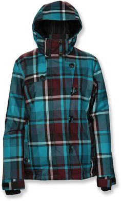 a4d9e48ede6b  139 Powder Room Diner Insulated Jacket - Women s - Free Shipping at REI.com