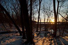 Sunset Snow | Minneapolis Photography Photo Blog