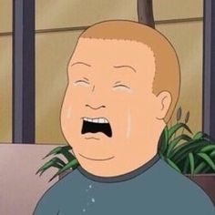 Cute Memes, Funny Memes, Bobby Hill, Wallpaper Powerpoint, King Of The Hill, Anime Expressions, Cute Doodles, Cartoon Pics, Meme Faces