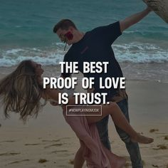 The best proof of love is trust. Like and comment if you feel like this! ➡️ @npmusik for more! #nowplayingmusik