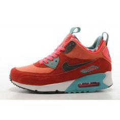 low priced 6e370 2d2a0 Nike Air Max 90 Sneakerboots PRM