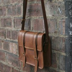 This Would Make A Great Field Service Bag Mens Satchel Leather Sweet