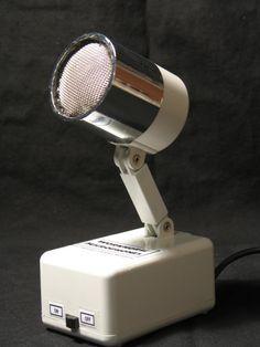 The Astatic Silver Eagle Ham CB Radio Microphone, Mic