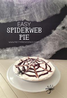 Spider Web Pie!