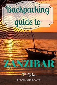 Backpackers Guide to Zanzibar