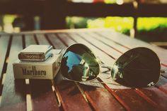 Ray Ban Zippo Marlboro Lighter Cigarette Glasses wallpaper by ...