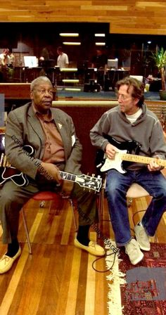 BB KING with ERIC CLAPTON