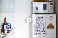 tosca/キッチンタオルハンガー(マグネットタイプ) - 北欧雑貨と北欧食器の通販サイト| 北欧、暮らしの道具店