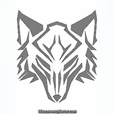 trendy Ideas for tattoo wolf drawing ink Wolf Tattoos, Body Art Tattoos, Tribal Tattoos, Celtic Tattoos, Sleeve Tattoos, Lobo Tribal, Tribal Wolf, Kurt Tattoo, Art Sketches