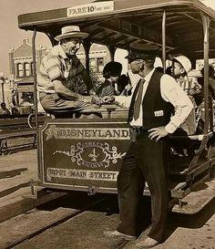 Walt on Main Street