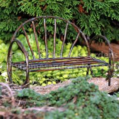 Miniature Wire Bench